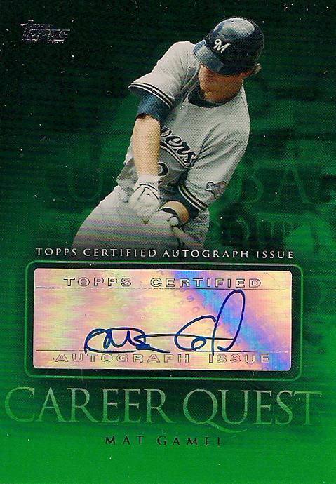 baseball cards 2009. aseball card blog,